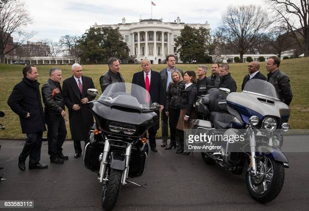 white harley davidson stock photos and pictures | getty images