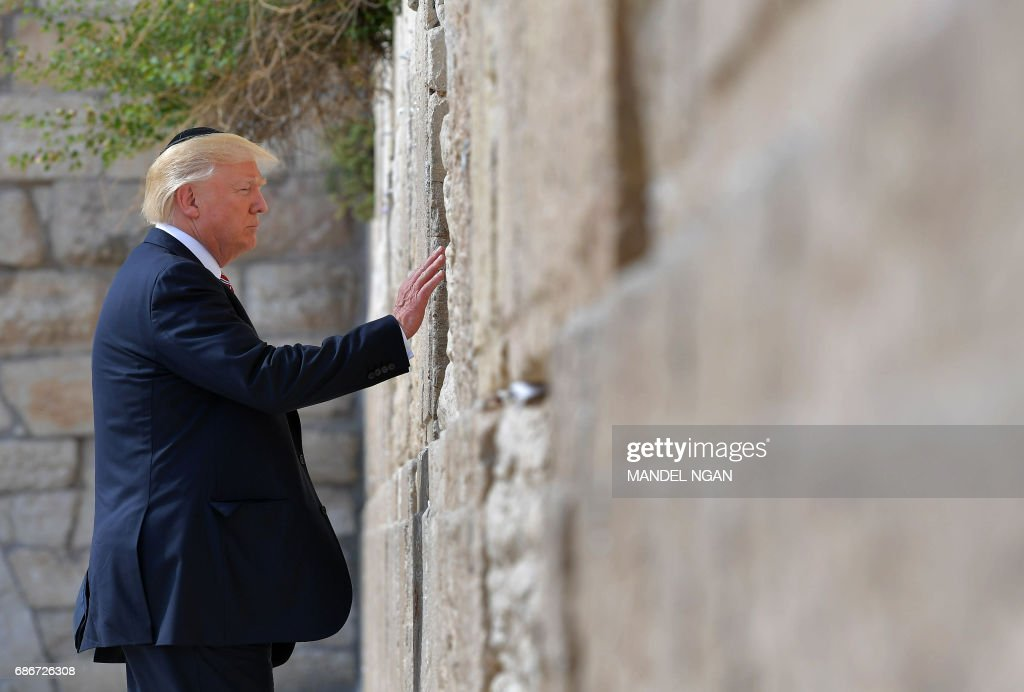 Donald Trump Visits Israel in Second Leg of International Trip
