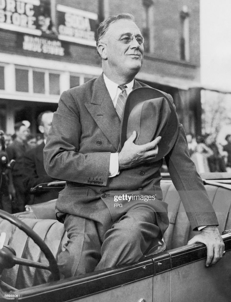 Franklin D. Roosevelt's The New Deal: History & Significance