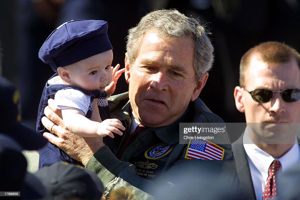 george w bush and baby boomers Bush faces new round of drug questions (cnn) -- george w bush tried to turn aside one of the interesting questions facing baby boomers is.