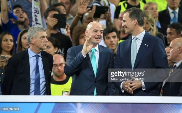 President Gianni Infantino
