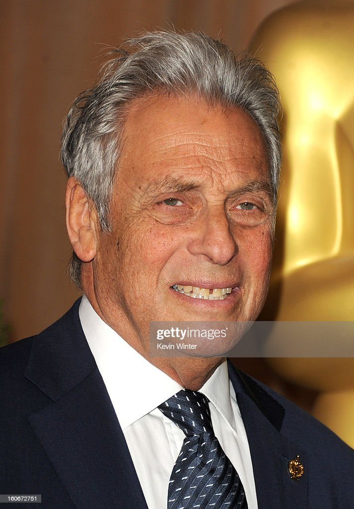 President Hawk Koch attends the 85th Academy Awards Nominations Luncheon at The Beverly Hilton Hotel on February 4, 2013 in Beverly Hills, California.
