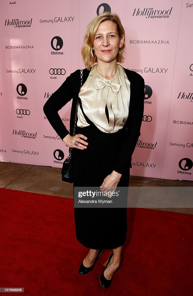 President, HBO Entertainment Sue Naegle attends The Hollywood Reporter's 'Power 100: Women In Entertainment' Breakfast at the Beverly Hills Hotel on December 5, 2012 in Beverly Hills, California.