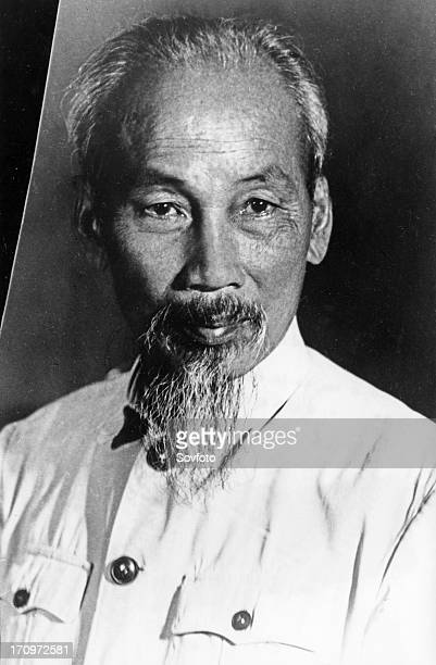 President ho chi minh of the democratic republic of vietnam
