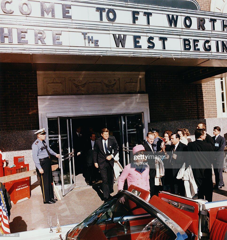 #OTD Nov 22 1963: JFK Assassinated in Dallas