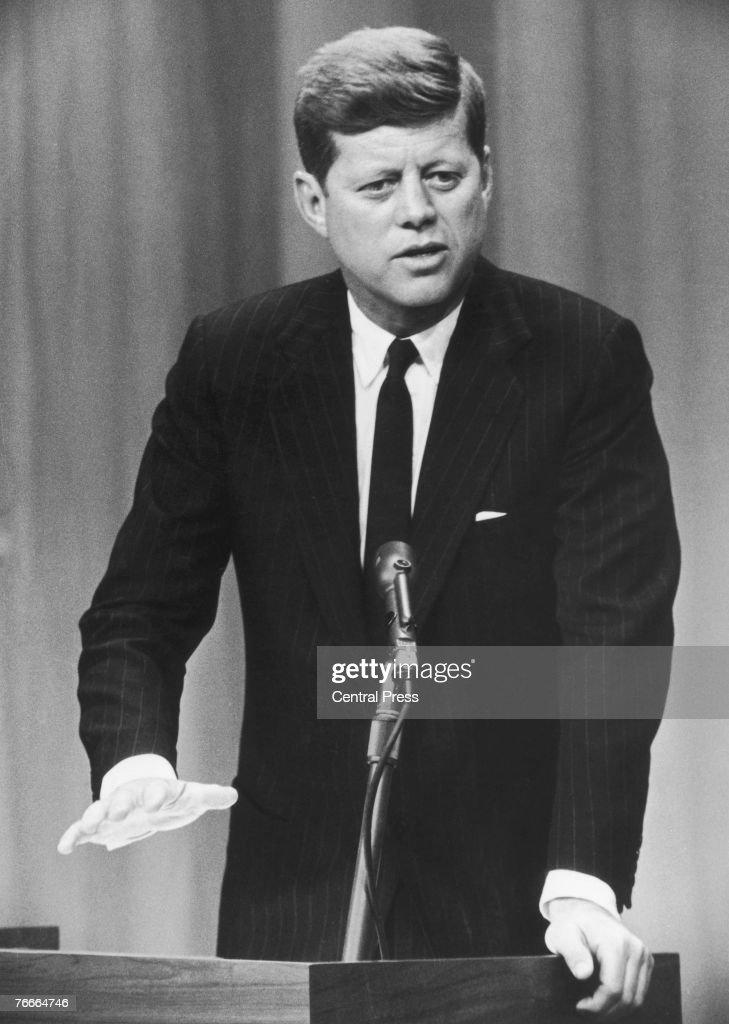 In Profile: John F. Kennedy