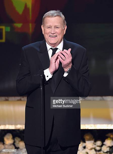 President Ken Howard speaks onstage at TNT's 21st Annual Screen Actors Guild Awards at The Shrine Auditorium on January 25 2015 in Los Angeles...