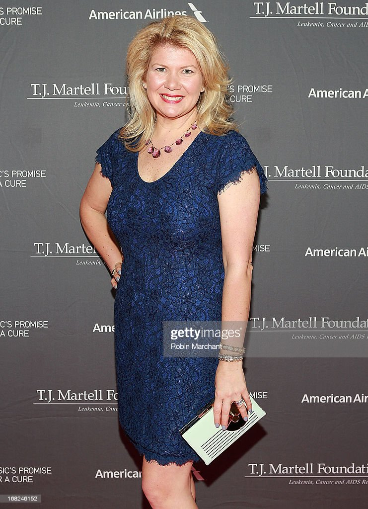 President, MAC Presents/ Director, Beach 119 Marcie Allen attends 2013 T.J. Martell Foundation's Women Of Influence Awards And Luncheon at Riverpark on May 7, 2013 in New York City.