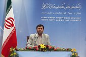 IRI President Mahmoud Ahmadinejad said at his first Iranian New Year press conference that the Iranian nation is pardoning all 15 detained British...