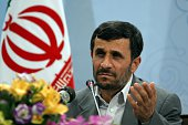 President Mahmoud Ahmadinejad said that any action against the Iranian nation would receive its proper response