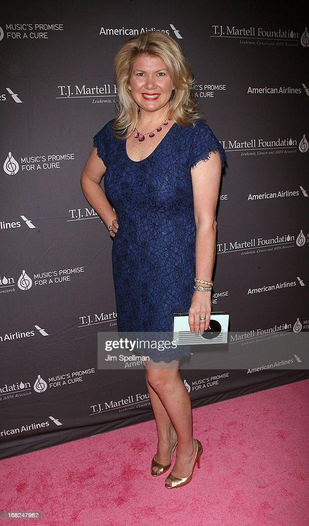 MAC President Marcie Allen attends the 2013 T.J. Martell Foundation Women Of Influence Awards & Luncheon at Riverpark on May 7, 2013 in New York City.