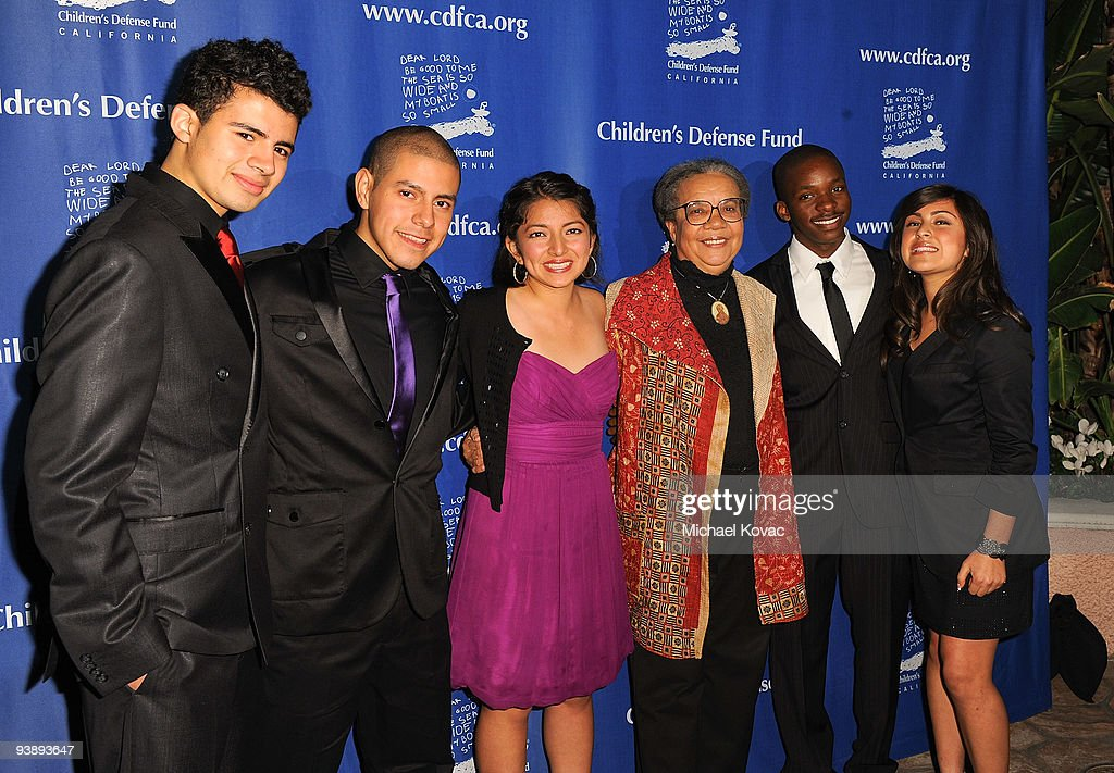"""Children's Defense Fund's 19th Annual Los Angeles """"Beat the Odds"""" Awards"""