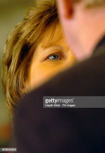 President Mary McAleese greeting guests attending a forum on suicide at Aras an Uachtar to highlight the importance of suicide prevention in our...