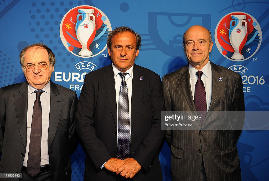 EURO 2016 Logo & Slogan Launch
