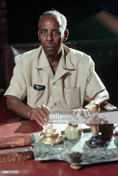 President Mohammad Siad Barre