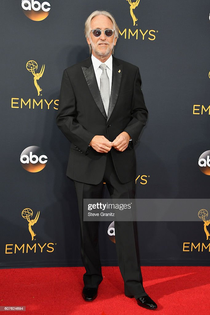 President Neil Portnow attends the 68th Annual Primetime Emmy Awards at Microsoft Theater on September 18, 2016 in Los Angeles, California.