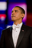 'President Obama at the Neighborhood Inaugural Ball in Washington DC