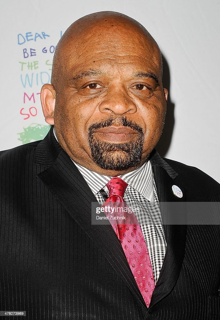 President of 1199 SEIU George Gresham attends the 40th Anniversary Children's Defense Fund 'Beat The Odds' Gala at The Pierre Hotel on March 12, 2014 in New York City.