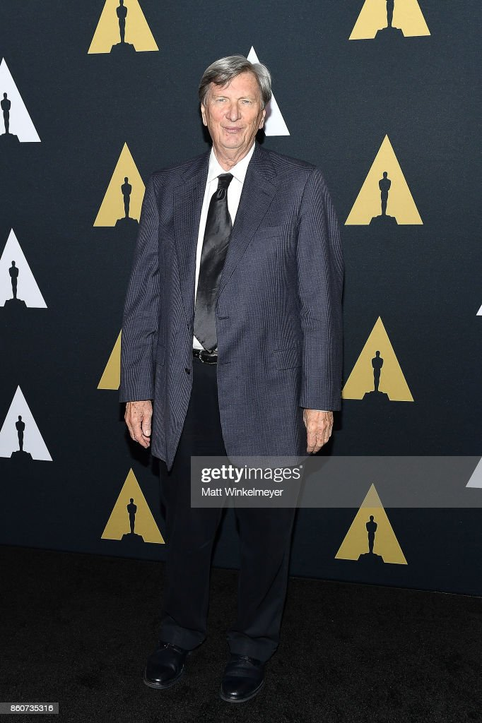 President of Academy of Motion Picture Arts and Sciences John Bailey attends the Academy of Motion Picture Arts and Sciences 44th Student Academy Awards at Samuel Goldwyn Theater on October 12, 2017 in Beverly Hills, California.