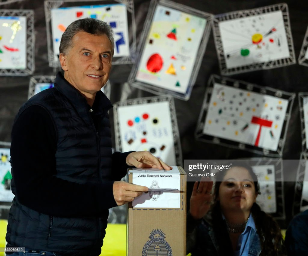 Parliament Elections in Argentina