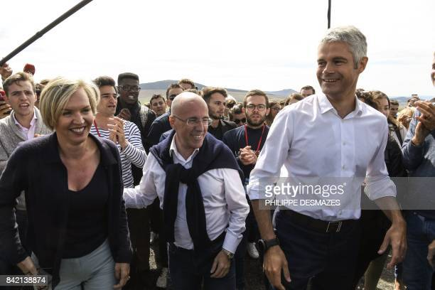 President of AuvergneRhoneAlpes council VicePresident of the French rightwing Les Republicains party and candidate for the LR presidency Laurent...