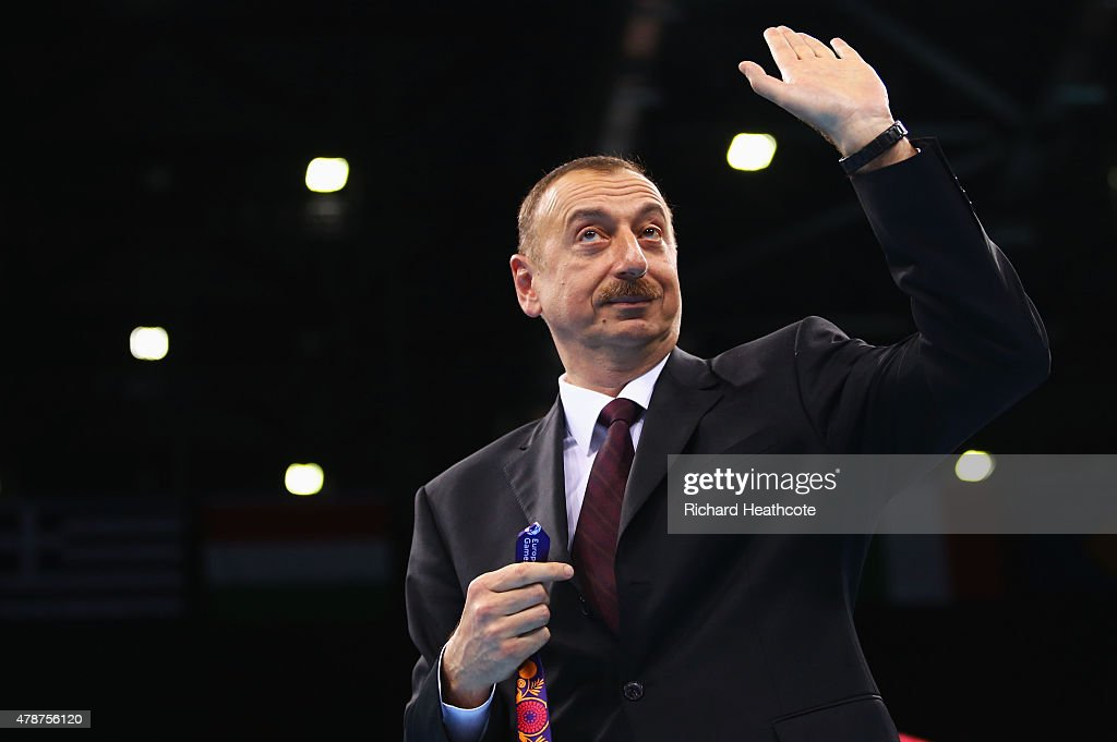 Boxing - Day 15: Baku 2015 - 1st European Games