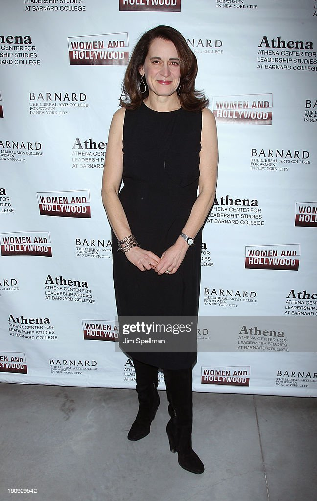 President of Barnard College Debora Spar attends the 2013 Athena Film Festival Opening Night Reception at The Diana Center At Barnard College on February 7, 2013 in New York City.