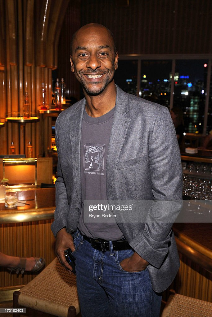 President of BET Stephen Hill attends the after party at the New York premiere of FRUITVALE STATION, hosted by The Weinstein Company, BET Films and CIROC Vodka on July 8, 2013 in New York City.