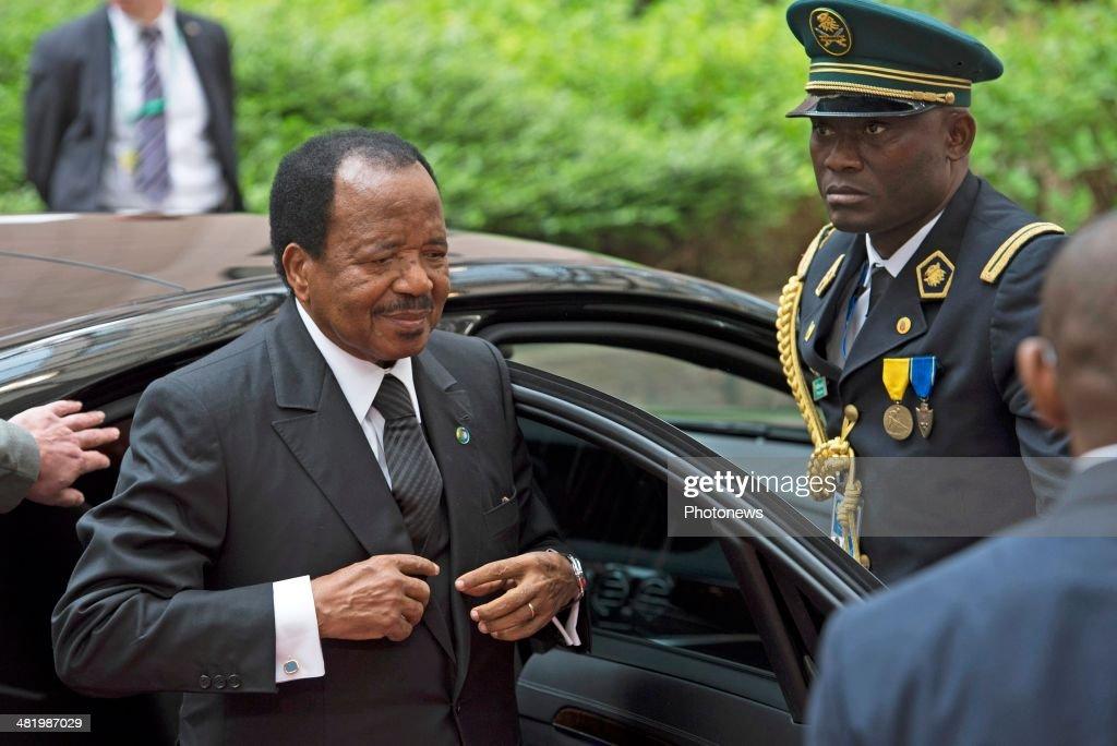 EU-Africa Summit Commences In Belgium