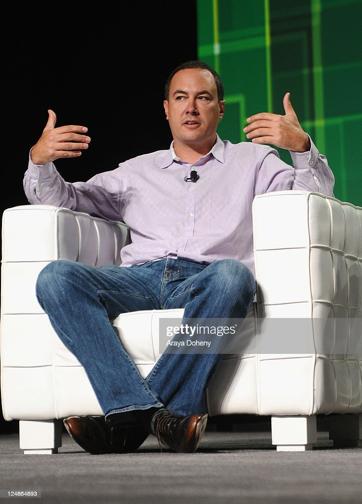 President of CBS Interactive Jim Lanzone speaks onstage at Day 2 of TechCrunch Disrupt SF 2011 held at the San Francisco Design Center Concourse on September 13, 2011 in San Francisco, California.