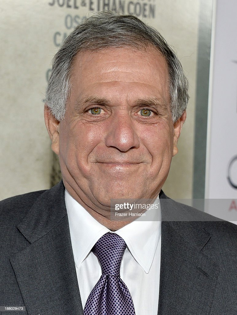 President of CBS, Leslie Moonves attends the AFI FEST 2013 presented by Audi closing night gala screening of 'Inside Llewyn Davis' at TCL Chinese Theatre on November 14, 2013 in Hollywood, California.