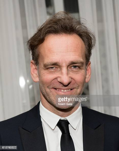 President of Christian Dior North America Renaud de Lesquen attends Dior The Boys' Club of New York 68th annual fall dance at The Pierre Hotel on...