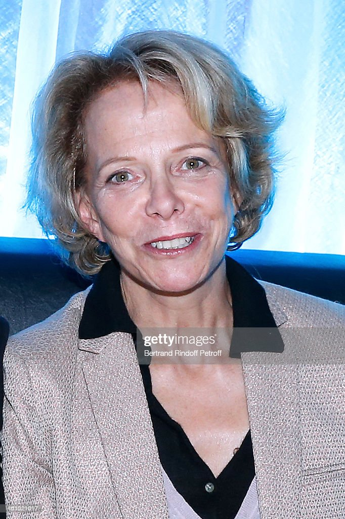 President of CNC Frederique Bredin attends the 'Cesar et Techniques 2014' Award Ceremony at Club Haussmann on January 6, 2014 in Paris, France.