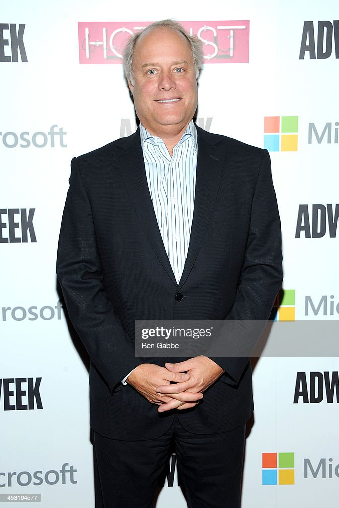 President of Conde Nast Bob Sauerberg attends the 2013 Adweek Hot List gala at Capitale on December 2, 2013 in New York City.