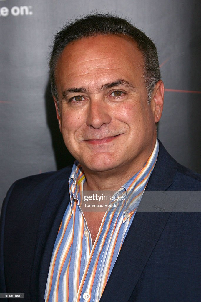 President of Costa Communications Ray Costa attends the Sundance Institute Composers Lab LA on April 12, 2014 in Beverly Hills, California.