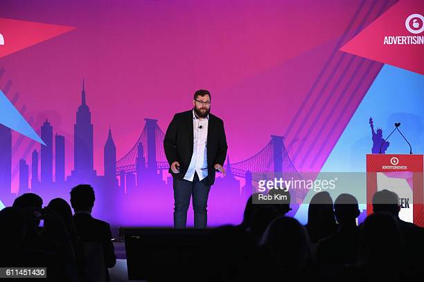 President of Digital BEN Ricky Ray Butler speaks onstage at the Telling Stories Across Screens Programmatic TV panel on the ADARA Stage at Times...