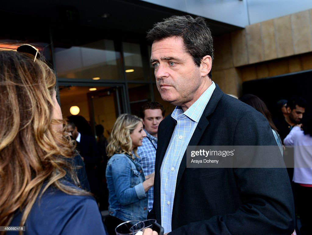 President of Film Independent <a gi-track='captionPersonalityLinkClicked' href=/galleries/search?phrase=Josh+Welsh&family=editorial&specificpeople=5431194 ng-click='$event.stopPropagation()'>Josh Welsh</a> attends the Filmmaker Reception during the 2014 Los Angeles Film Festival at Club Nokia on June 13, 2014 in Los Angeles, California.