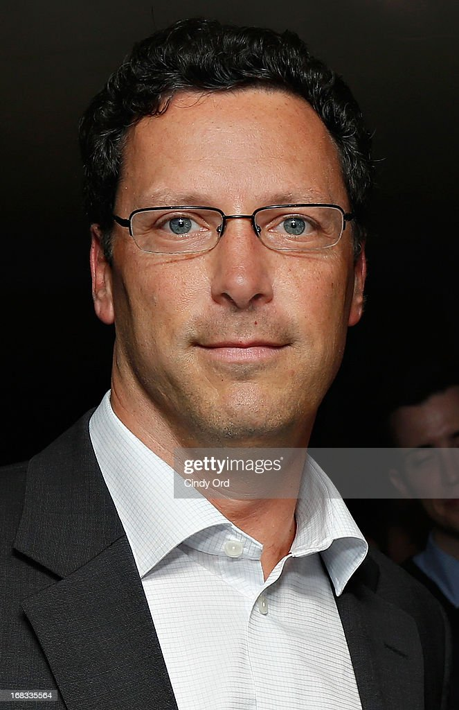 President of Focus Features <a gi-track='captionPersonalityLinkClicked' href=/galleries/search?phrase=Andrew+Karpen&family=editorial&specificpeople=566386 ng-click='$event.stopPropagation()'>Andrew Karpen</a> attends the 'We Steal Secrets: The Story Of Wikileaks' New York Screening Reception at The Beatrice Inn on May 8, 2013 in New York City.