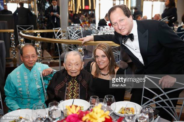 President of Halanna Management Corporation George SyCip Asian Institute of Management Founder and Chairman Emeritus Washington Z SyCip Lilia Bloom...