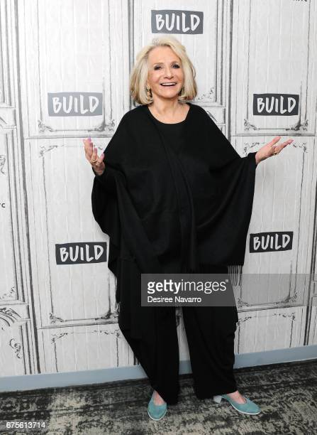 President of HBO Documentary Films Sheila Nevins attends Build Series to discuss 'You Don't Look Your Age' at Build Studio on May 1 2017 in New York...