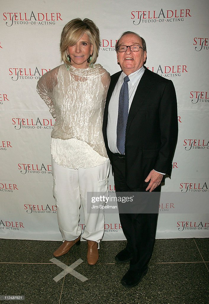 President of HBO Family Sheila Nevins and Anthony Lumet arrives at the 4th Annual Stella by Starlight Gala Benefit Honoring Martin Sheen at Chipriani 23rd st on March 17, 2008 in New York City.