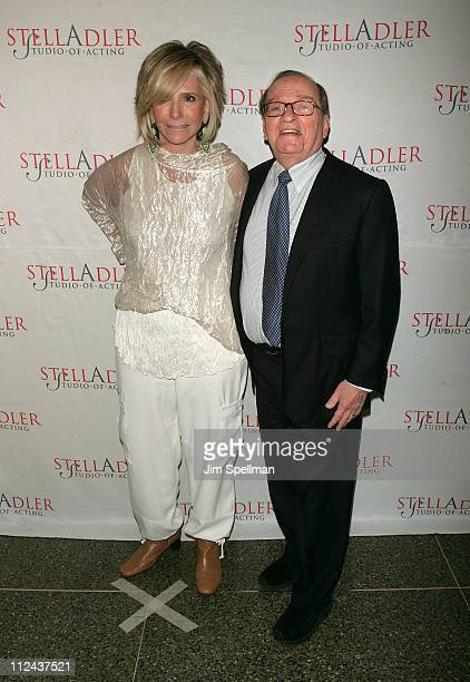 President of HBO Family Sheila Nevins and Anthony Lumet arrives at the 4th Annual Stella by Starlight Gala Benefit Honoring Martin Sheen at Chipriani...