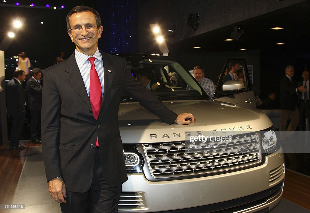 New Range Rover Unveiling In Rome Getty Images