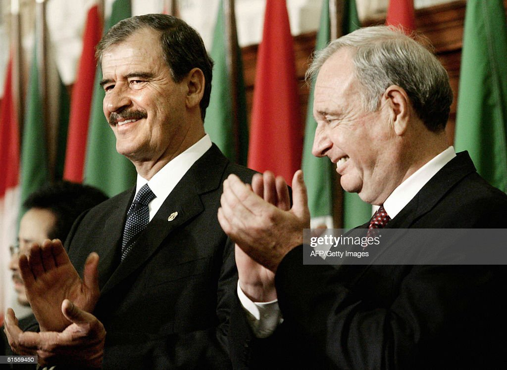 vicente fox quesada a president of mexico Mexico city (reuters) - former mexican president vicente fox always  delighted in his image as an honest rancher but his reputation is.