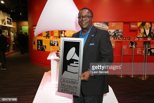 President of Middle Tennessee State University Sidney A McPhee attends the Middle Tennessee State University Affiliate Ceremony at The GRAMMY Museum...