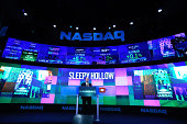 President of NASDAQ David Wicks speaks during the The Cast Of 'Sleepy Hollow' Rings The NASDAQ Closing Bell at NASDAQ MarketSite on September 19 2014...