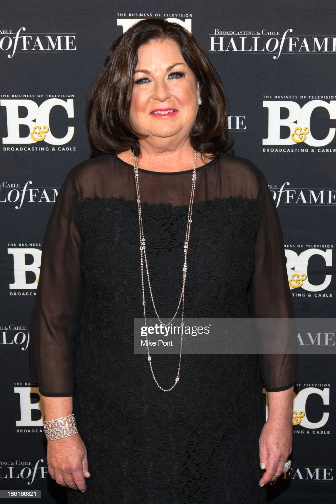 President of Network Sales, CBS Television Network, Jo Ann Ross attends the Broadcasting and Cable 23rd Annual Hall of Fame Awards Dinner at The Waldorf Astoria on October 28, 2013 in New York City.