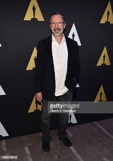 President of Pixan Animation Studios Disney Animation Studios Ed Catmull attends The Academy of Motion Picture Arts Sciences Celebrates The 20th...