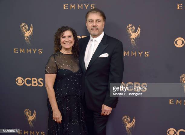 President of Programming Showtime Gary Levine and Maxine Levine attend the 69th Annual Primetime Emmy Awards at Microsoft Theater on September 17...