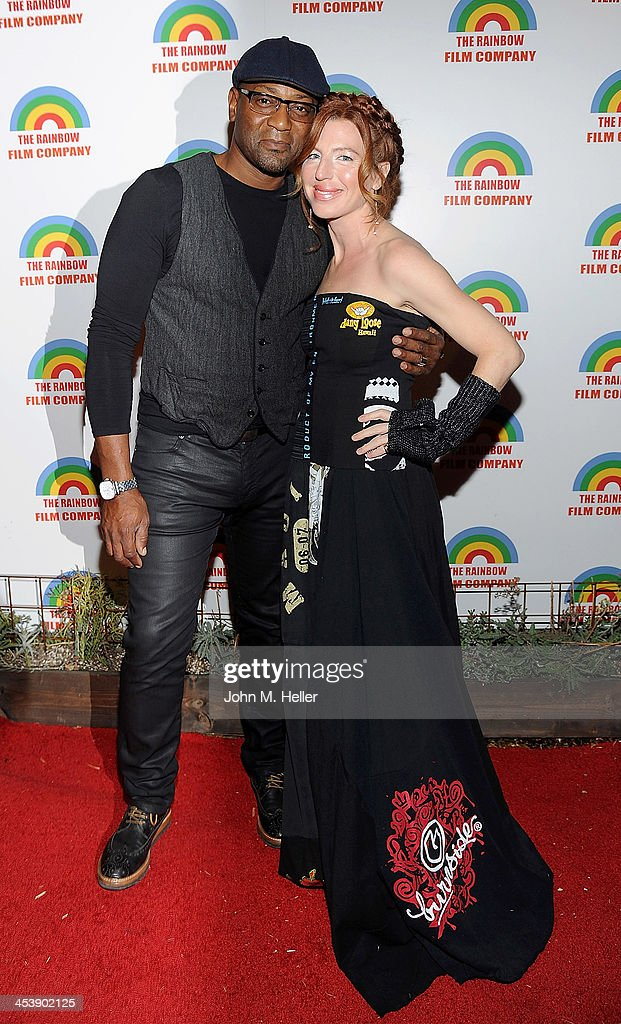 President of PSOS Sydney Shand and actress/co-founder PSOS <a gi-track='captionPersonalityLinkClicked' href=/galleries/search?phrase=Tanna+Frederick&family=editorial&specificpeople=3991940 ng-click='$event.stopPropagation()'>Tanna Frederick</a> attend the Project Save Our Surf Holiday Celebration and Fundraiser at the Brakeman Brewery on December 5, 2013 in Los Angeles, California.